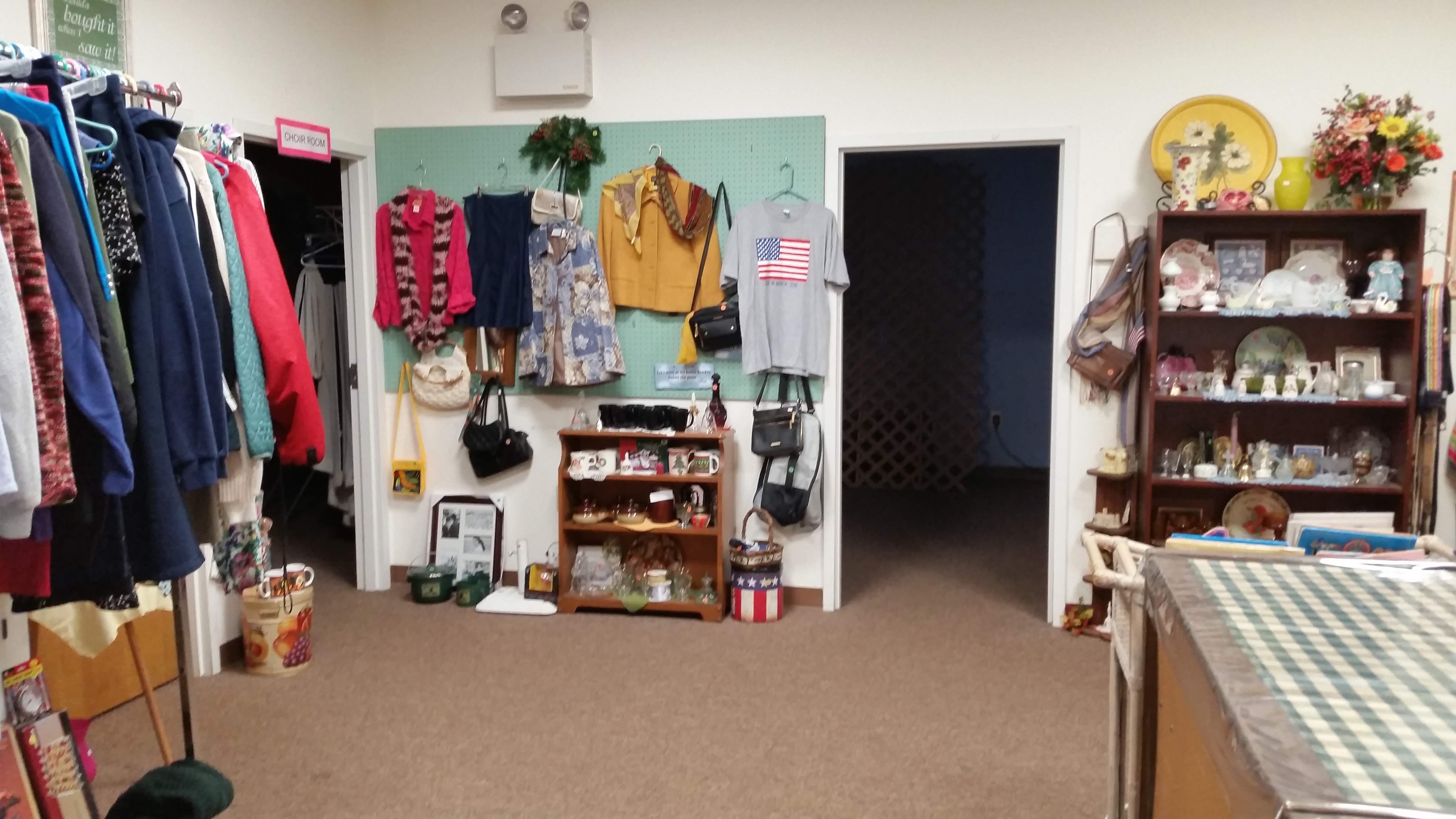 Coventryville United Methodist Church Thrift Shop