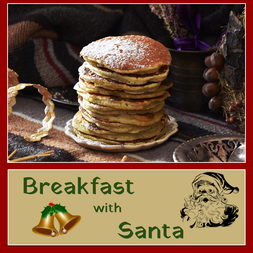 Coventryville UMC Breakfast with Santa