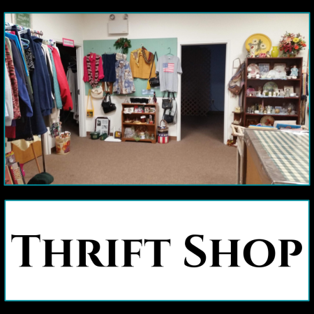 Coventryville UMC Thrift Shop, Pottstown, PA