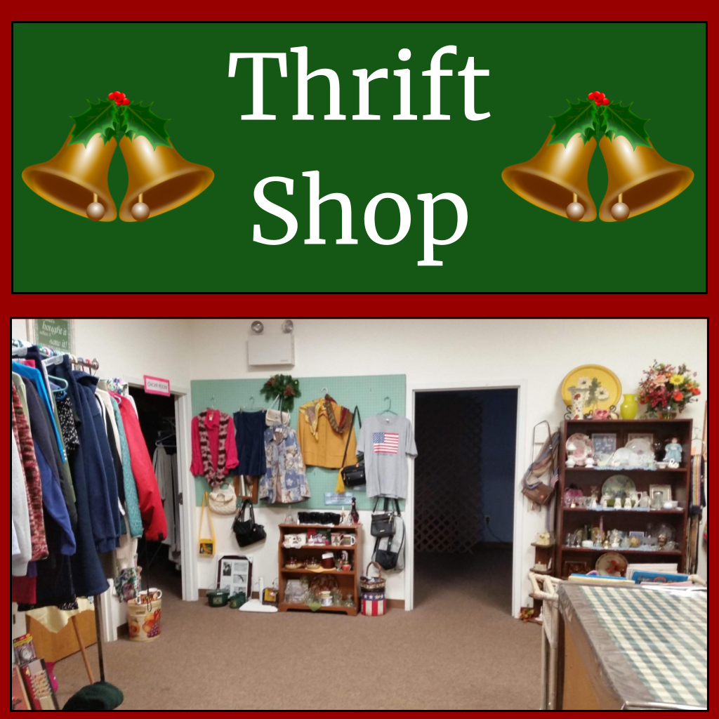 Coventryville UMC Christmas Thrift Shop