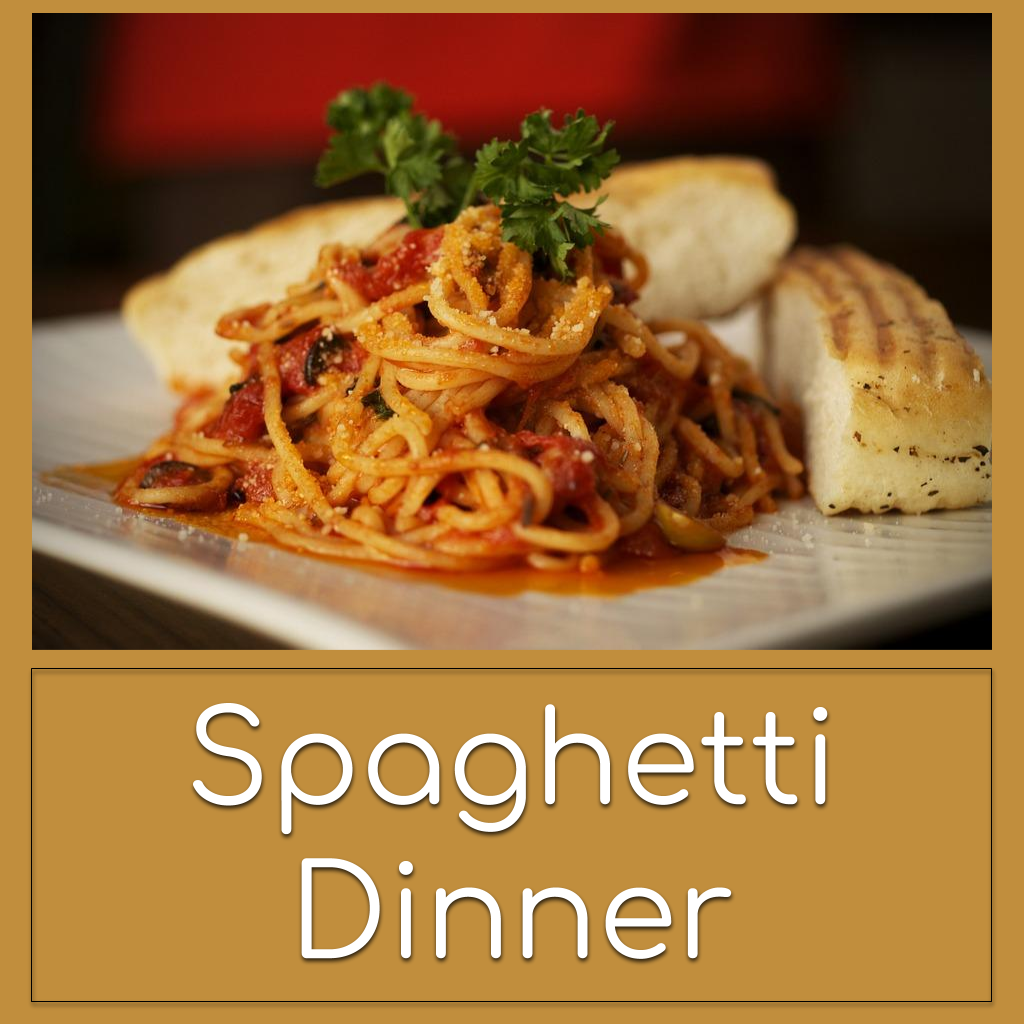 Coventryville UMC Spaghetti Dinner