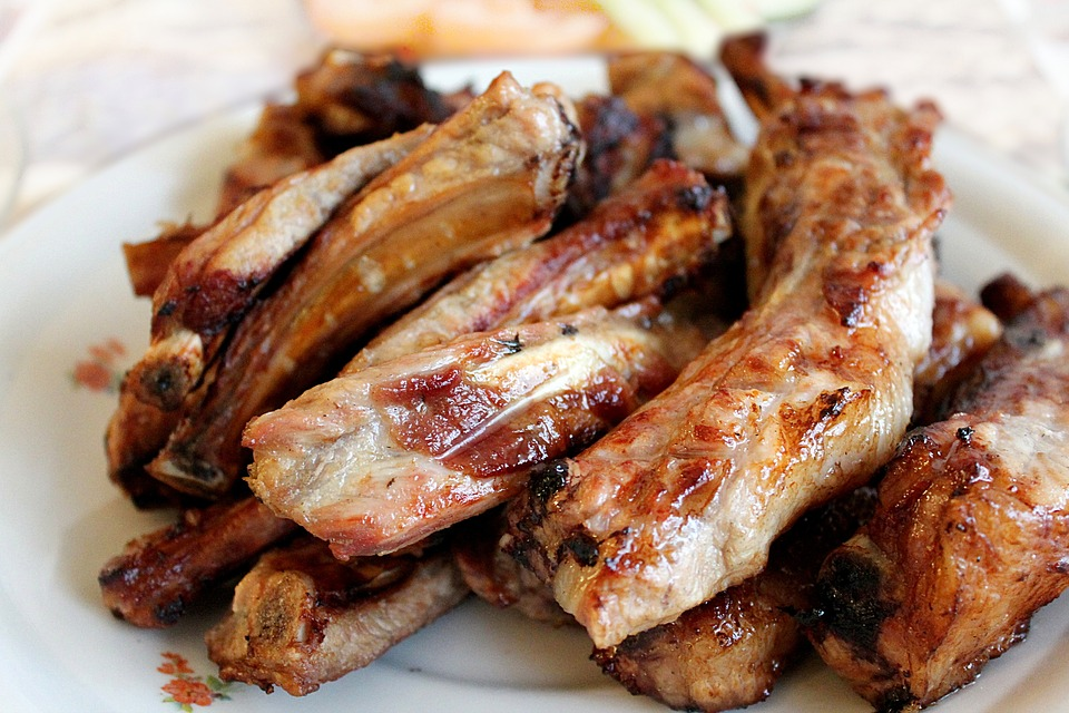 Ribs and Chicken Dinner Coventryville UMC Pottstown PA
