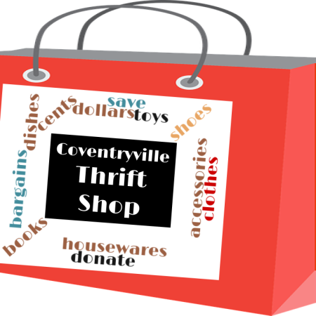 Coventryville Church Thrift Shop Pottstown PA